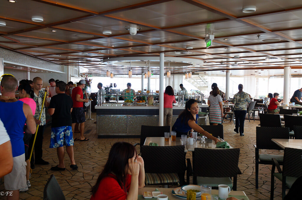 allure of the seas food solarium