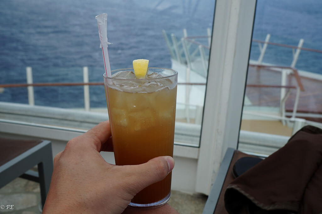 allure of the seas drinks