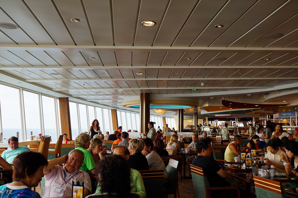 allure of the seas windjamer buffet