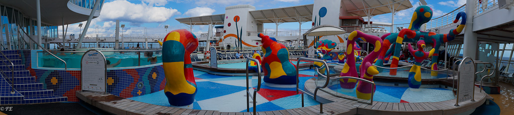 allure of the seas kids pool water park