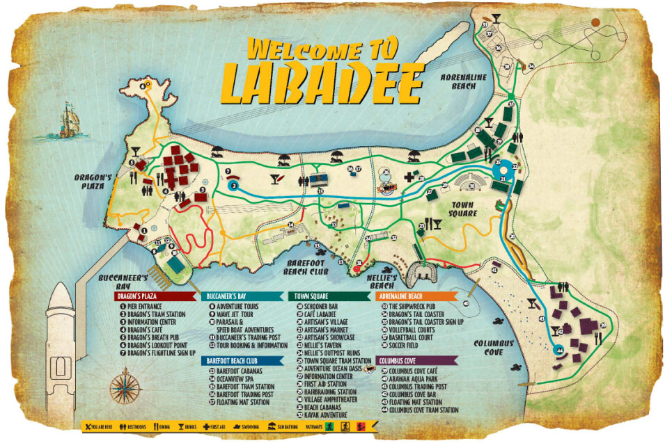 map of labadee haiti music search engine at searchcom