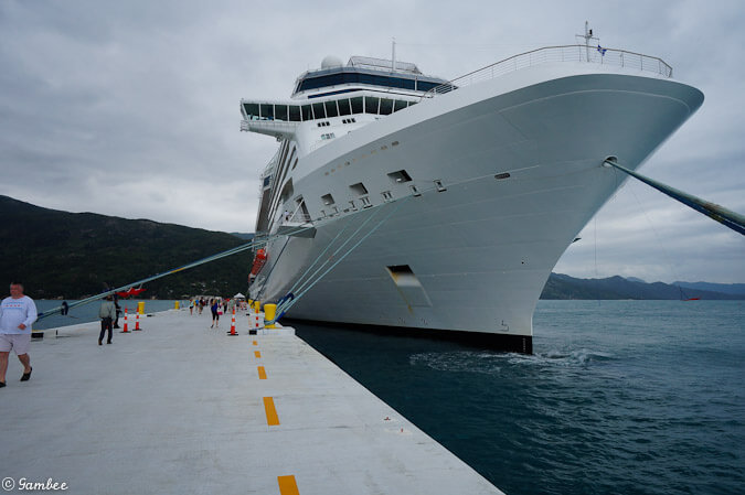 Celebrity Silhouette in Labadee