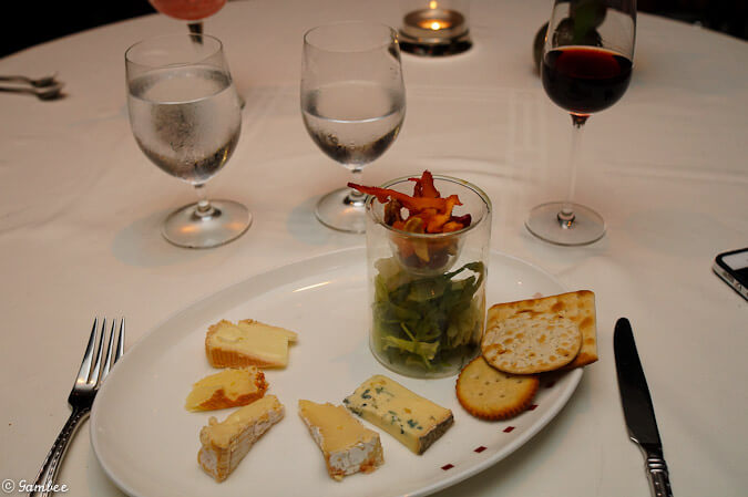 Celebrity Silhouette Murano Cheese Plate