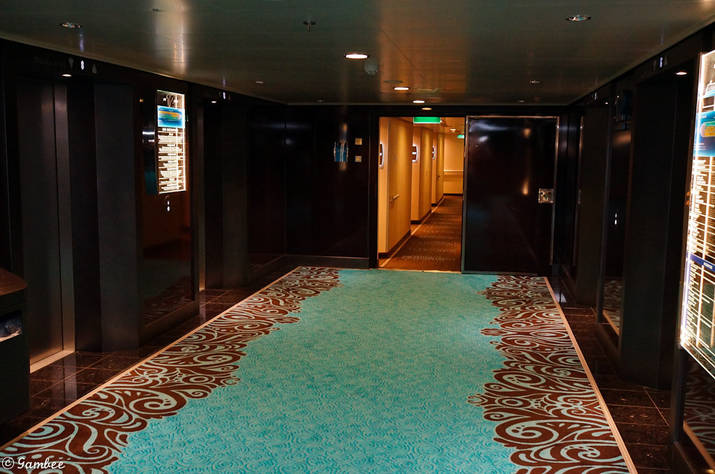 norwegian breakaway elevators
