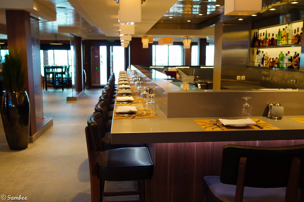 norwegian breakaway raw bar