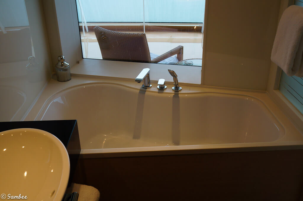 Norwegian Breakaway Haven Spa Suite