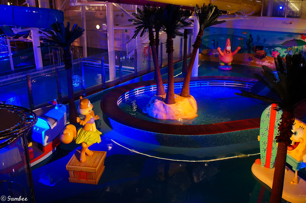 norwegian breakaway kids pool