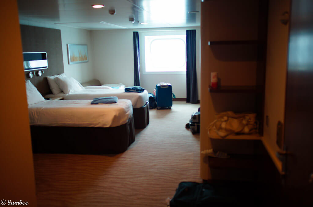 norwegian breakaway accesible stateroom - accessible OV stateroom on the Breakaway