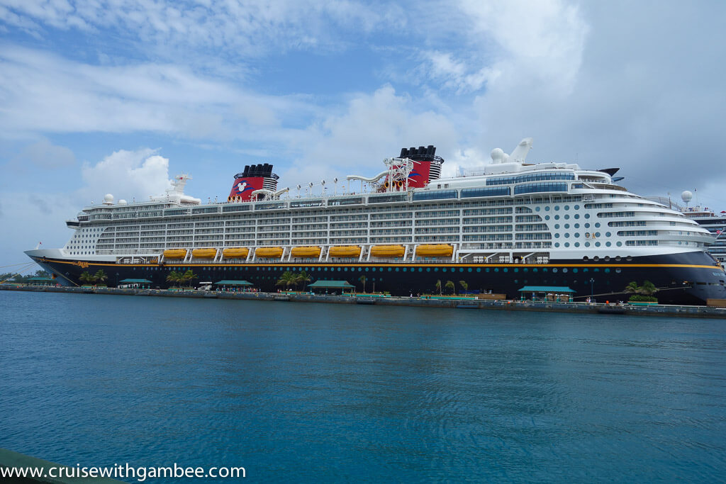 Disney Dream in Nassau