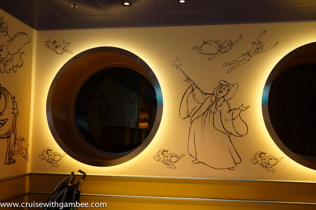 Disney Dream Animators Palate