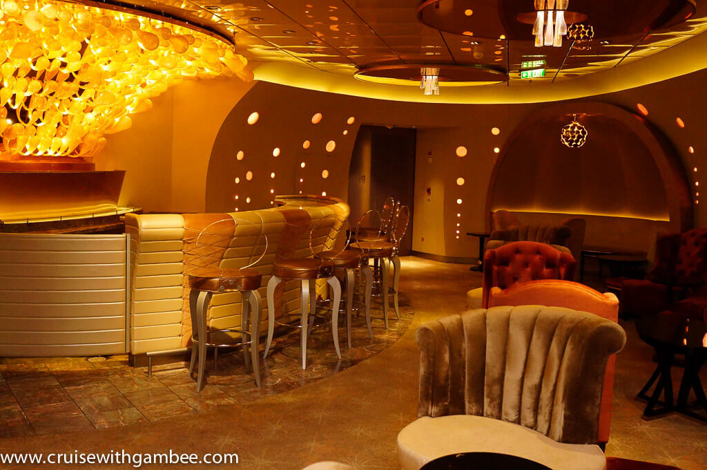 Disney Dream Adult bar