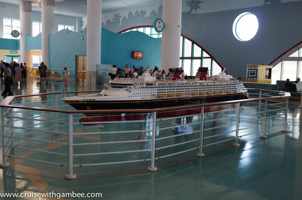 Disney Magic Model