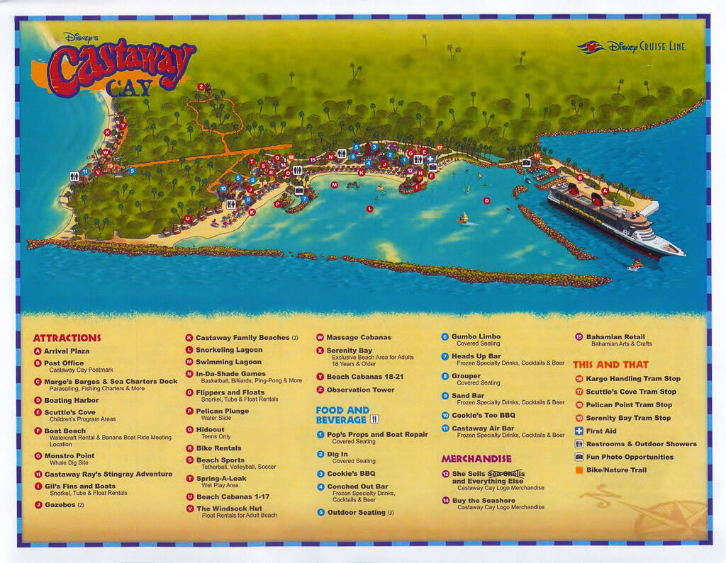 Castaway Cay (Disney Private Island)