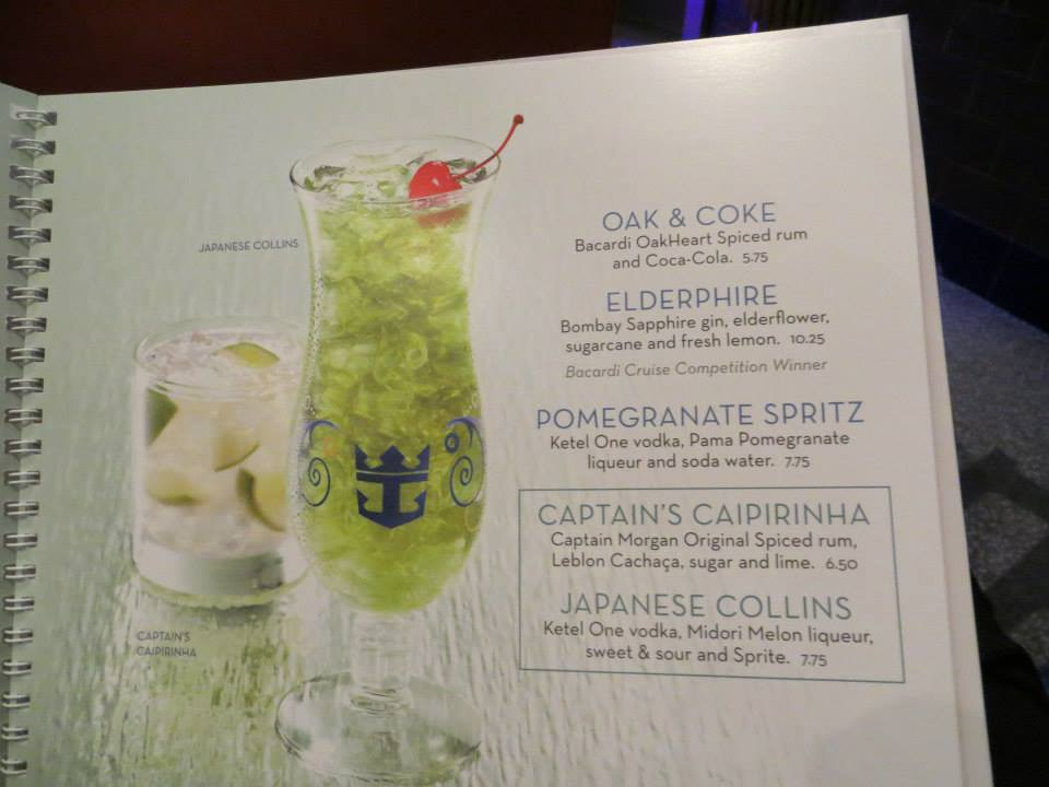 Royal Caribbean Drink Package Cruise With Gambee