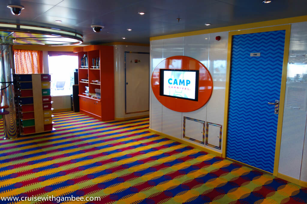 Carnival Cruise For Kids Cruise With Gambee