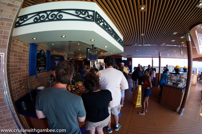 Carnival Breeze Review Ch 31 Cruise With Gambee