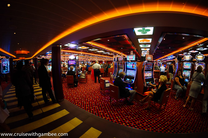 Carnival Breeze Casino