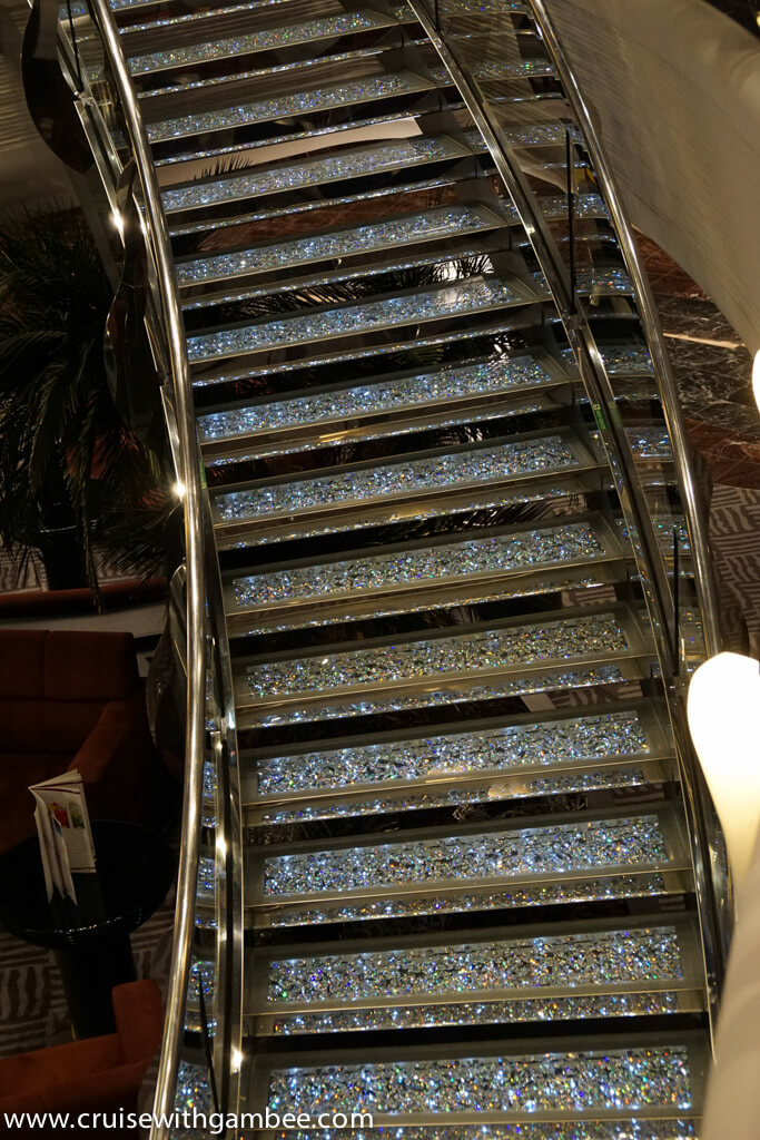 MSC Divina Staircase