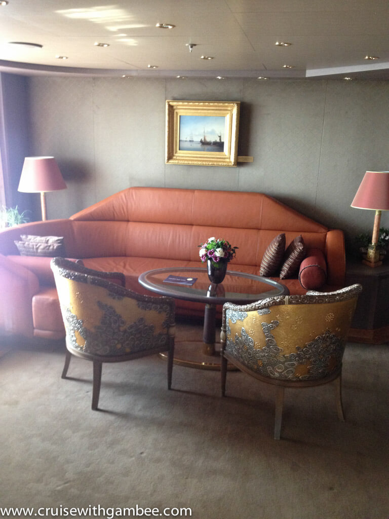 HAL MS Eurodam Pinnacle Suite Photos