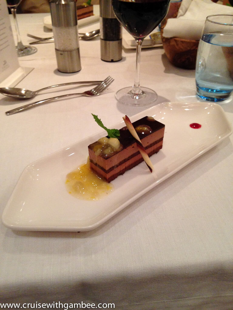 Viking River Cruises Food