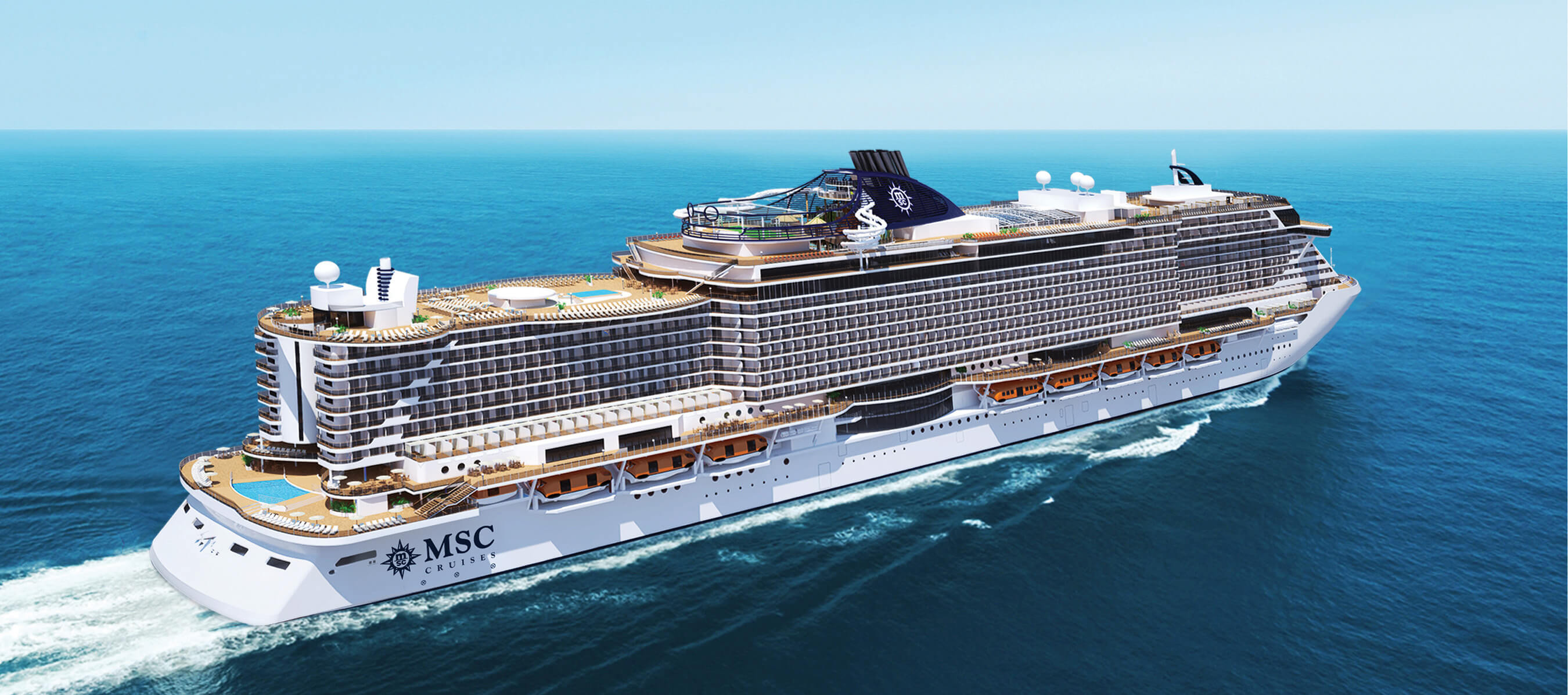 MSC Seaside Project