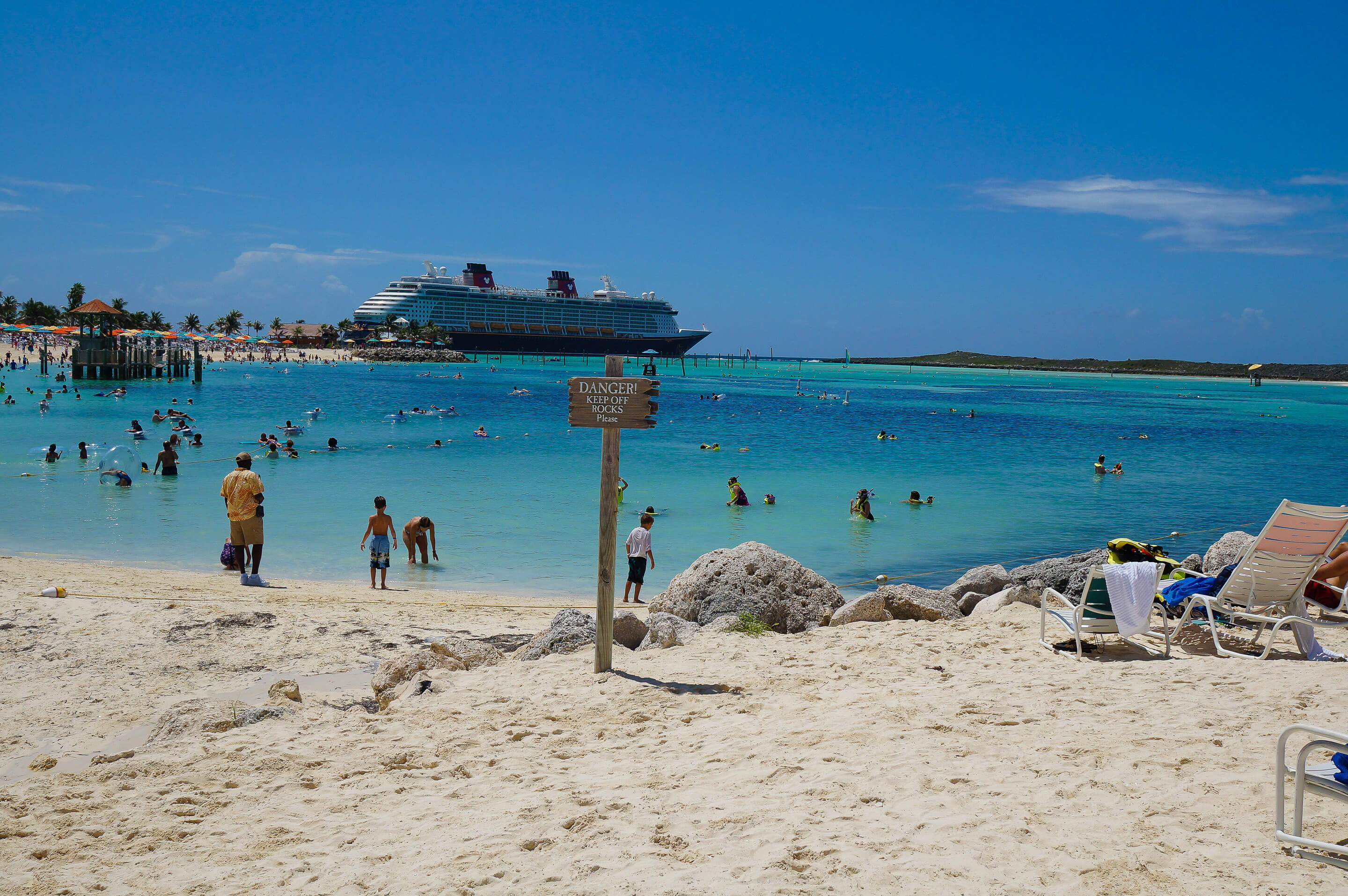 Passenger found dead on Disney Castaway Cay