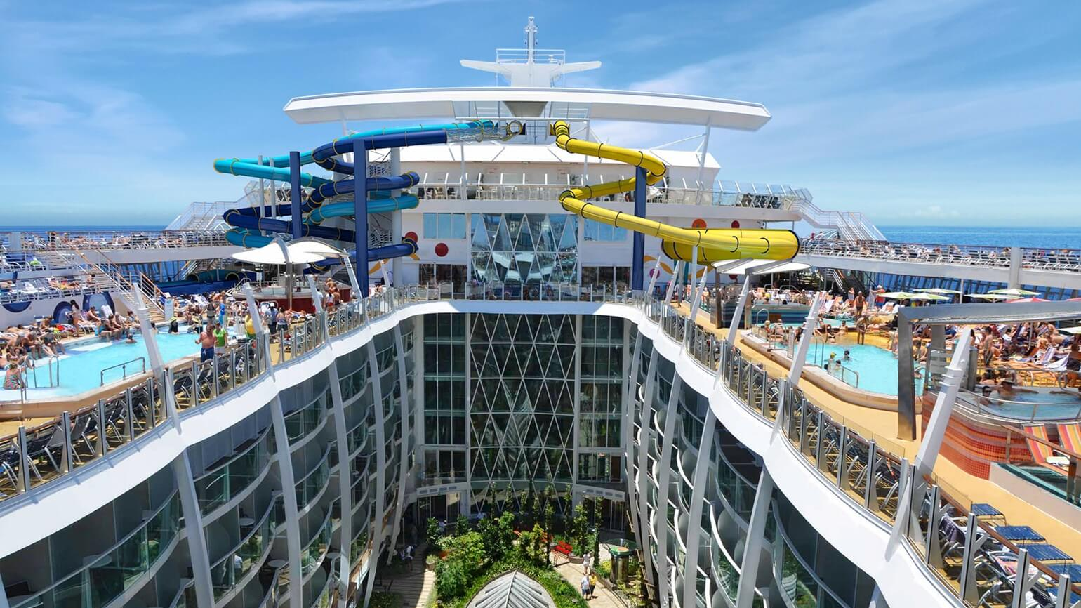 New Features Aboard Harmony of the Seas