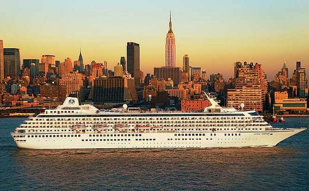 NYK Selling Crystal Cruises to Genting