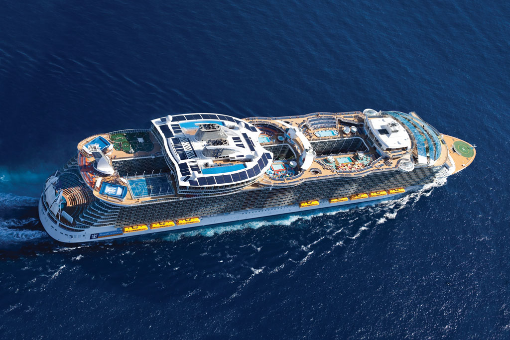 Harmony of the Seas to Sail from Port Everglades! And more!