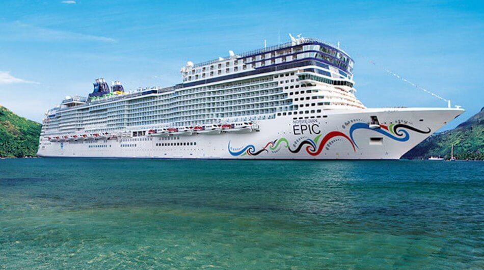Norwegian Epic Returns from DryDock with Some New Features