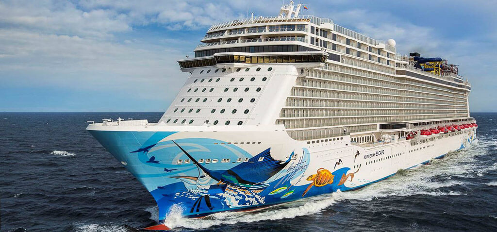 Norwegian Escape is Almost Ready!