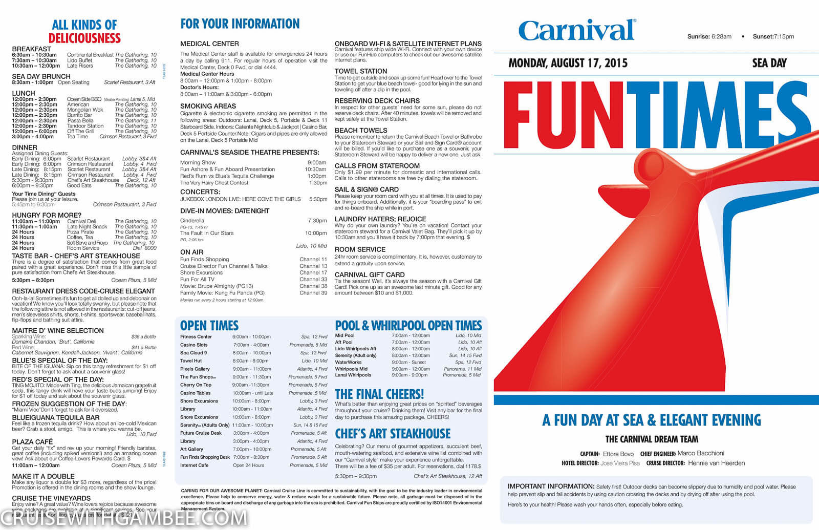 Carnival Dream Funtimes-3