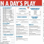 Carnival Dream FunTimes Daily Itinerary