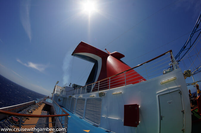 Carnival Breeze Whale Tail