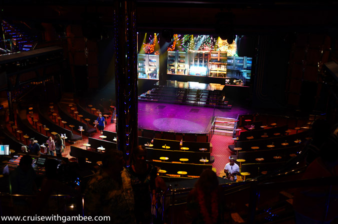 Carnival Breeze Shows