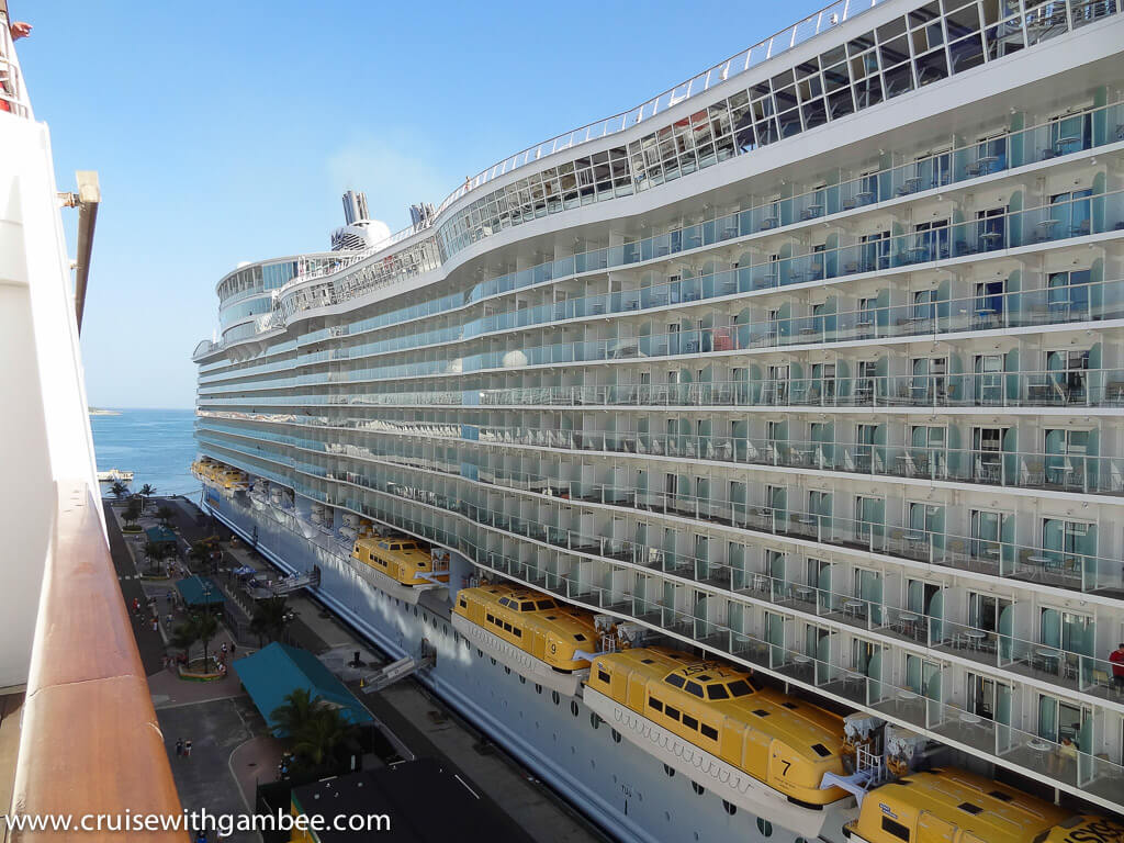 going on a cruise alone