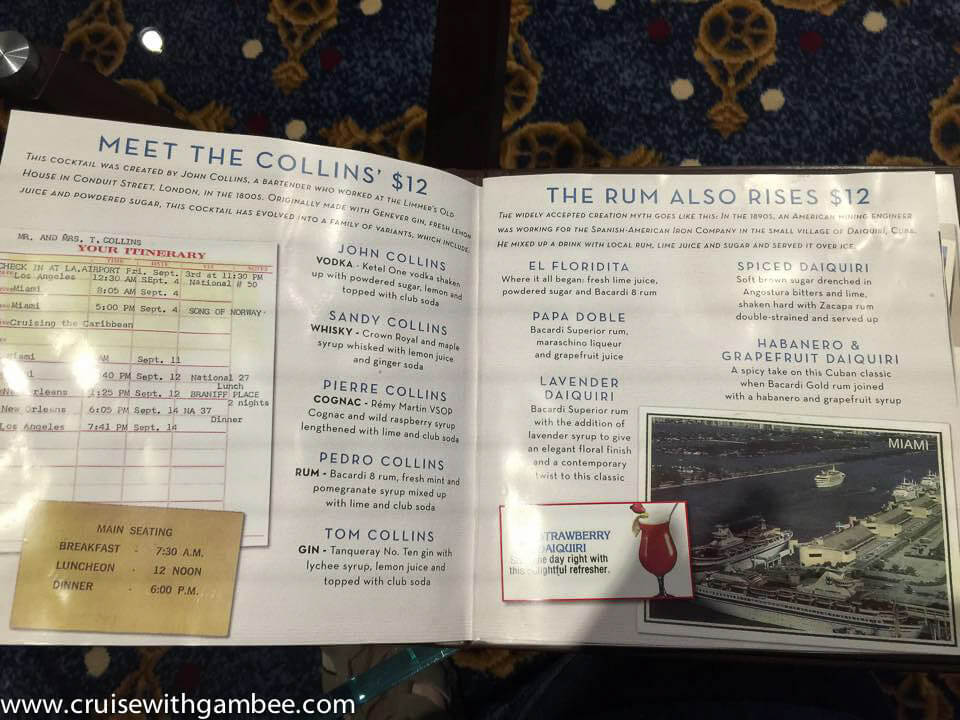 Quantum of the Seas Drink Lists-4