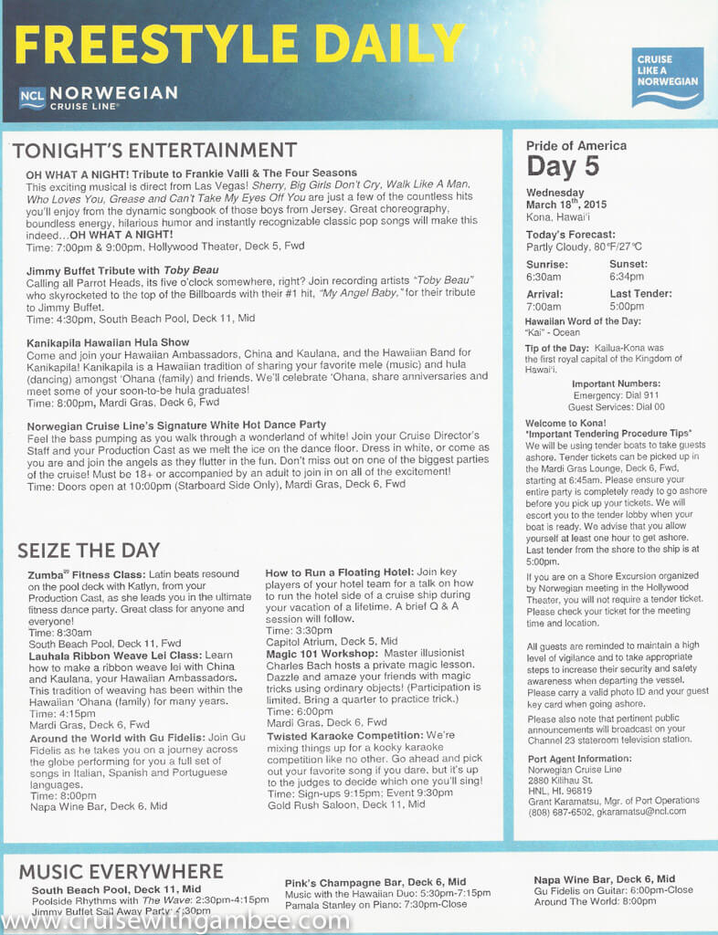 Pride of America freestyle daily documents-11